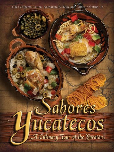 Mexican Cookbook Cover : Chichén itzá restaurant owner chef releases new cookbook