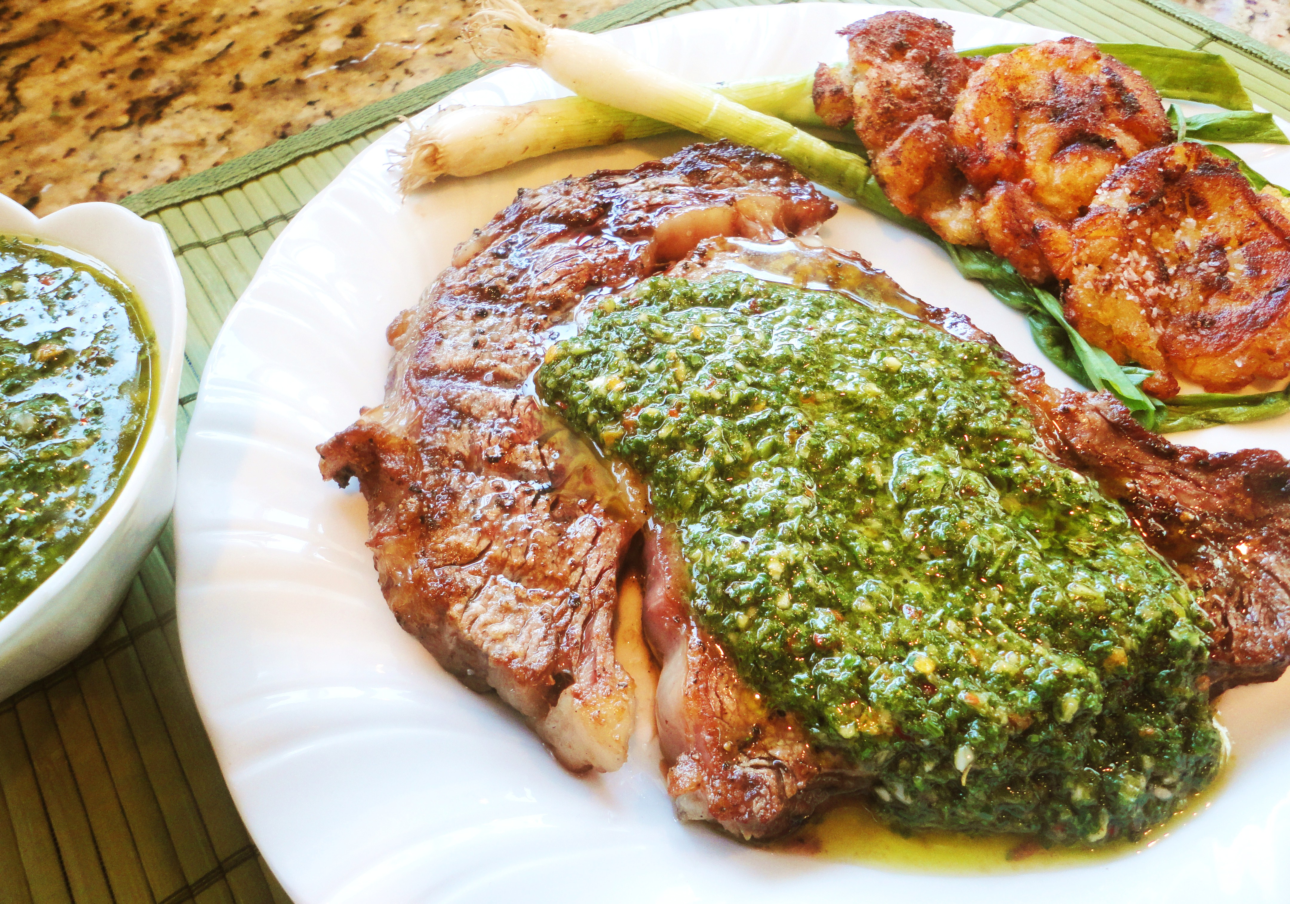 Just in Time for Father's Day: Grilled Steak with ...