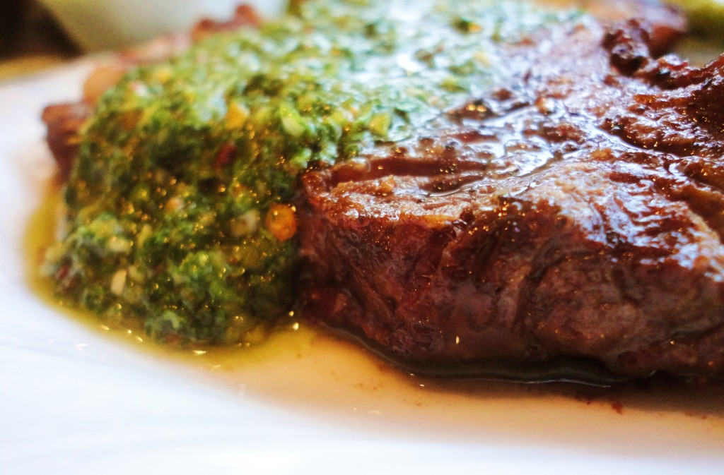 ... Time for Father's Day: Grilled Steak with Chimichurri - Latino Foodie