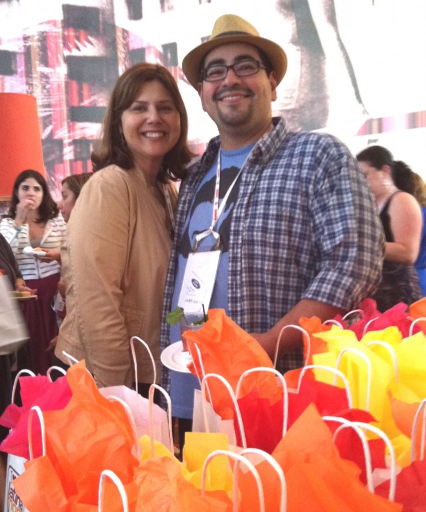 Cristy Clavijo-Kish and Art Rodriguez