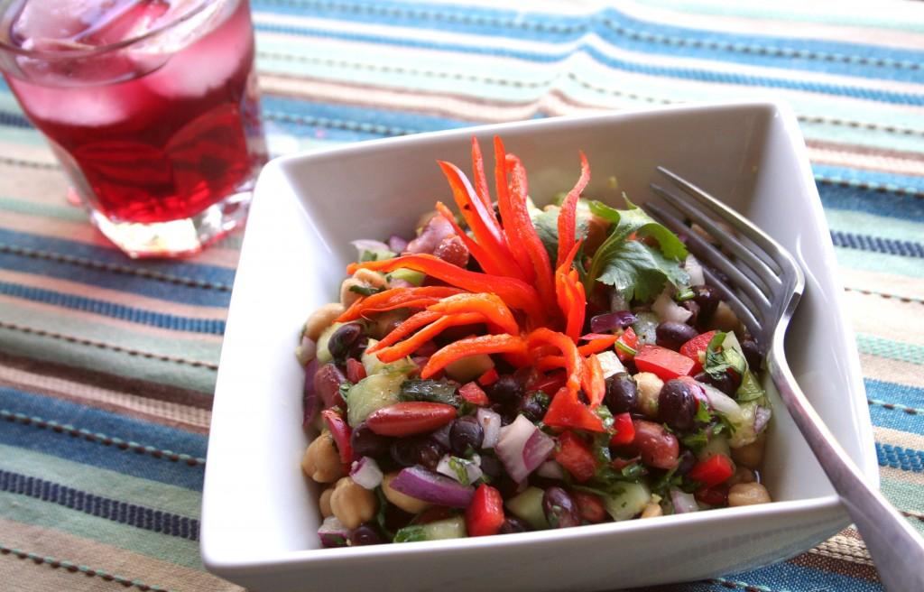 Goya Three Bean Salad