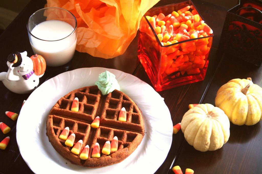 Pumpkin Waffle1